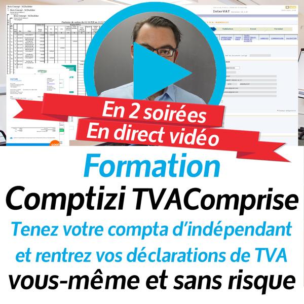 Formation Comptizi TVA Comprise